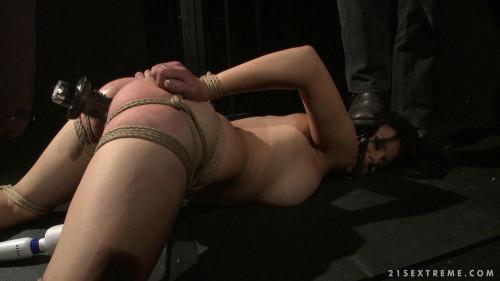 BDSM New Slave Girl Estella Dominated & Banged