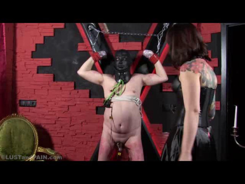 Femdom and Strapon Best Nipple Play Scenes Compilation