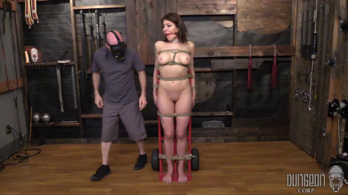 BDSM Bad Attitude Needs Bondage part 1