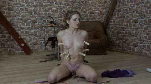 BDSM Video of the whore