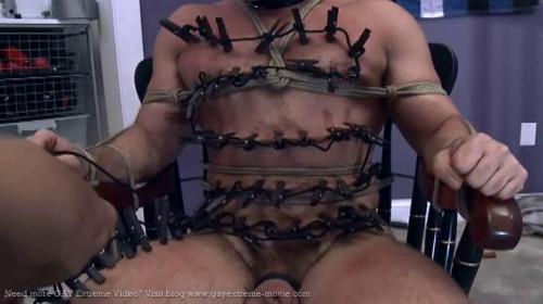 Gay BDSM Training Play