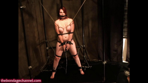 BDSM Chloe Bound To Torment Nyssa