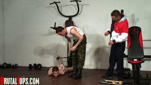 Gay BDSM Pimped Out & Punished (2014)