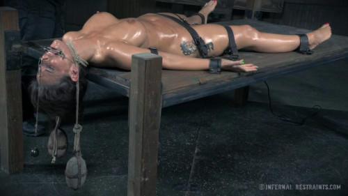 BDSM Sexy Milf in Hot Bondage