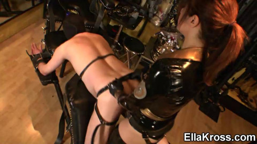 Femdom and Strapon Ella Kross (2013-2015) Pack3