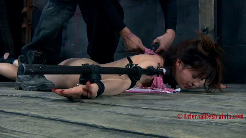 BDSM Foot Girl  Featuring Emily Marilin