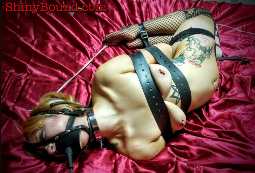 BDSM SBound - Trip Six.. Strapped, Arched, and Vibed