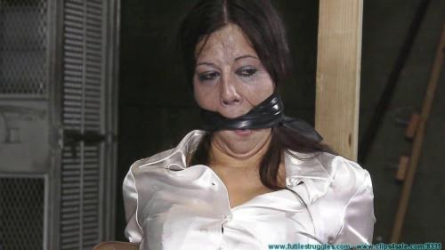 BDSM Cruel Gag after Gag for Litterbug McBitch - Part 1