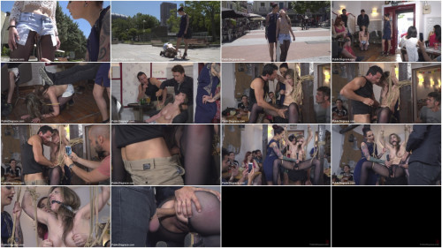 BDSM Demure Pain Slut Humiliated