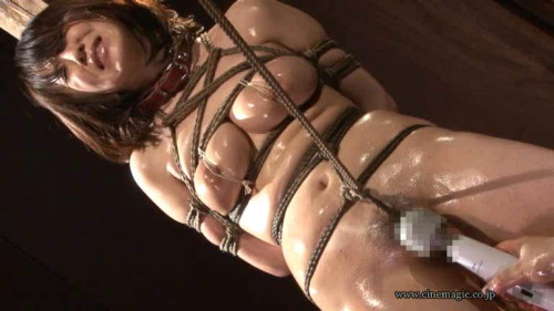 bdsm rope hell torture milking