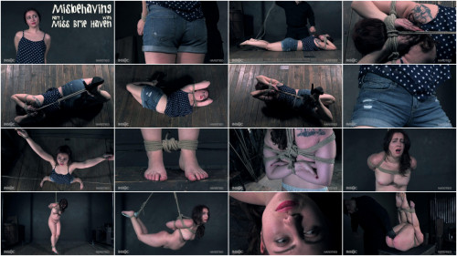 BDSM HardT - Brie Haven - Misbehaving Part 1