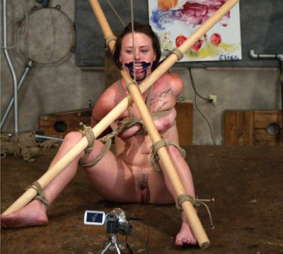 BDSM Into The Attic - Ianthe