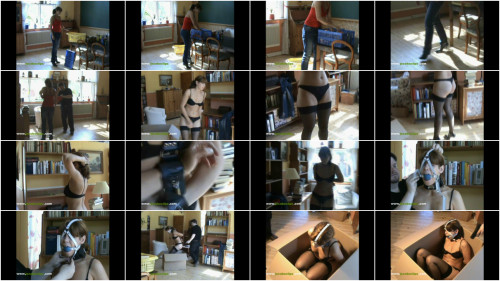 BDSM Jocobo Caught and Delivered - Part 1 of 2