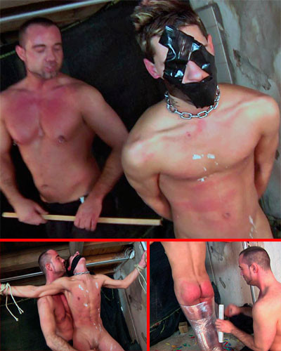 Gay BDSM Gangster Fuck Best Part 27
