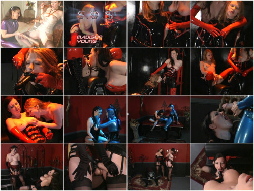 Femdom and Strapon Strap-On Sluts