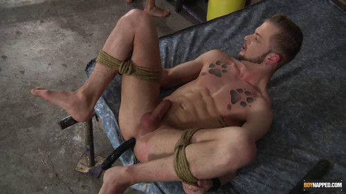 Gay BDSM A Jock Boy Properly Used!