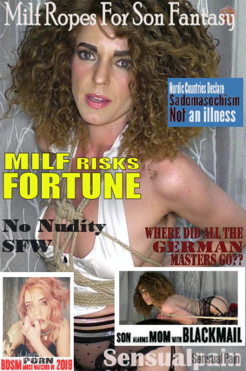 Sensualpain Milf Ropes For boy Fantasy