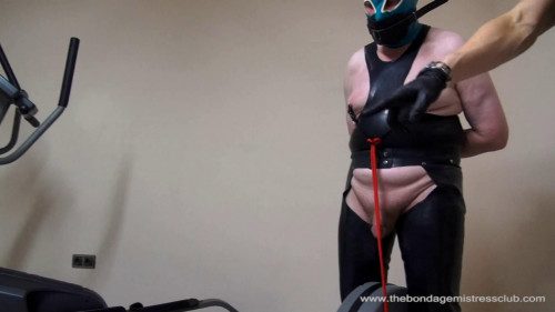 Femdom and Strapon Revenge Of The Bondage Mistress Pt 2-3