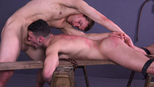 Gay BDSM Ian Greene - Sex Slve Training part 6