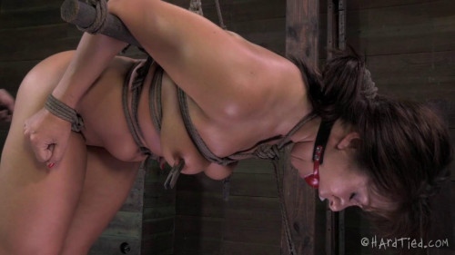 BDSM HardTied  Lea Lexis