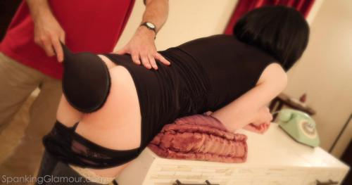 BDSM SpankingGlamor Alice Pink Part 1