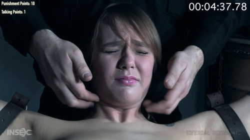 BDSM Super bondage, domination and torture for horny girl part1 HD 1080p