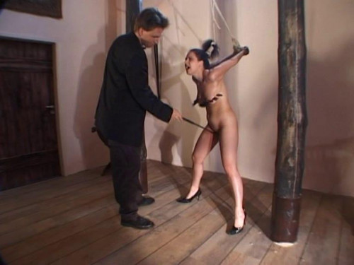 bdsm Tied up and...