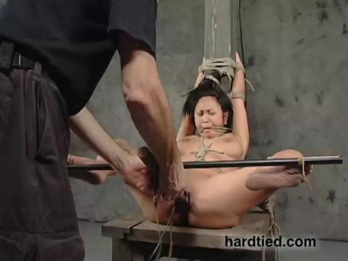 Asians BDSM Lessons Learned - Kitty Langdon