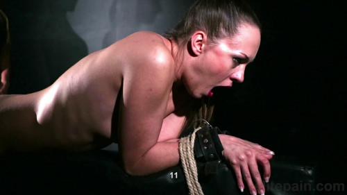 BDSM Wheel of Pain - Scene 27 - HD 720p
