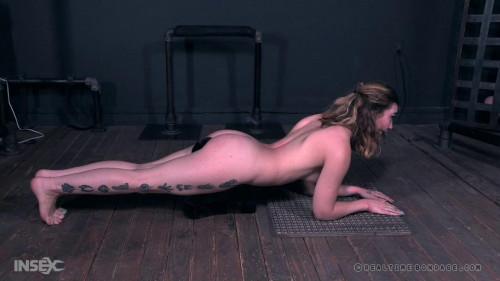 BDSM Kat Monroe Enjoys Rough Bondage