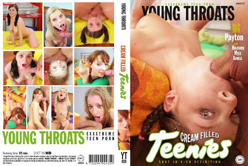 BDSM Cream Filled Teenies