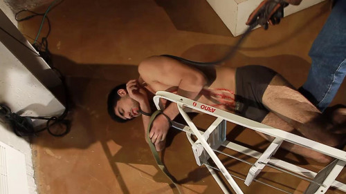 Gay BDSM RusCapturedBoys - Arsen 3