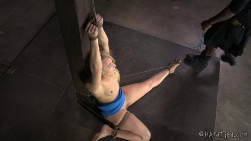 BDSM AJ Applegate Learns What Real BDSM Orgasms Feel Like