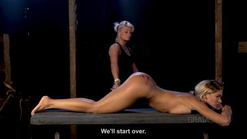 BDSM Graias - Fatima Brutal part 1