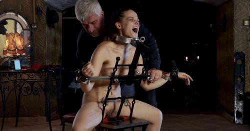 BDSM Adventurous girl sells herself