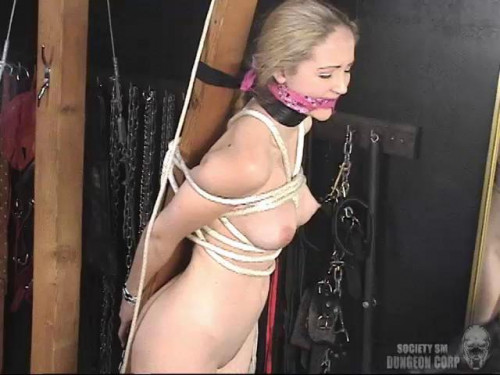 BDSM Chanta Rose Breaking the Bitch