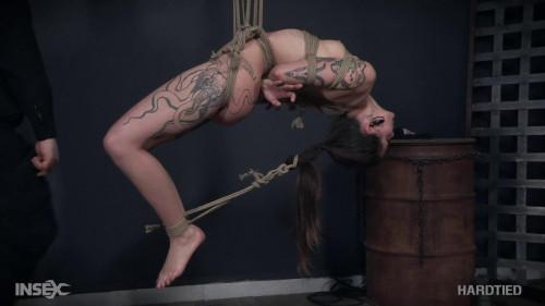 BDSM Suspended Climax - Luna Lovely