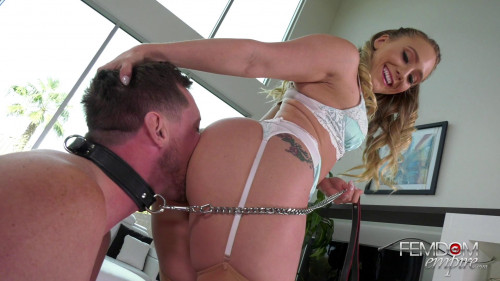 Femdom and Strapon Pussy Supremacy