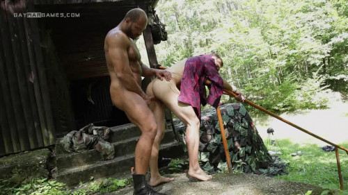 Gay BDSM Somewhere In The Woods - Adam - Third Episode - HD 720p
