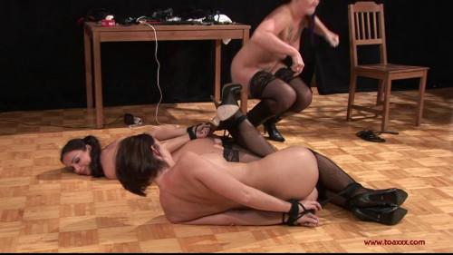 bdsm Night of Torture Part 1 - Scene 9