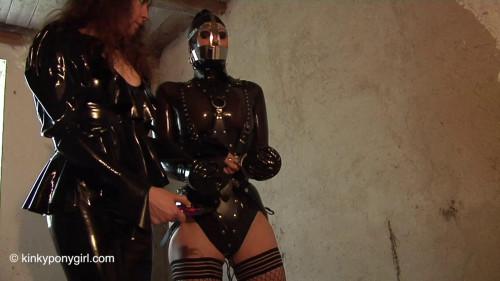 BDSM Latex HD Bdsm Sex Videos AR ST Ponygirl vol.1