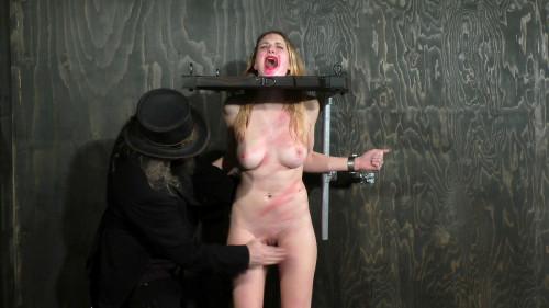 BDSM Brutalizing Miss Lane