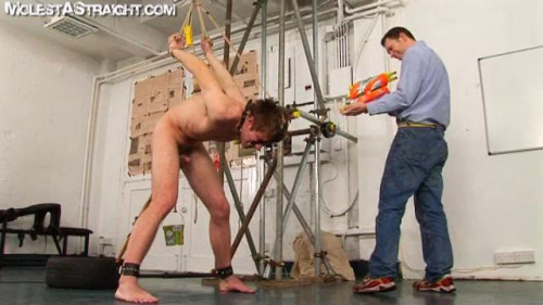Gay BDSM Breeder Fuckers - Ryan Session 4