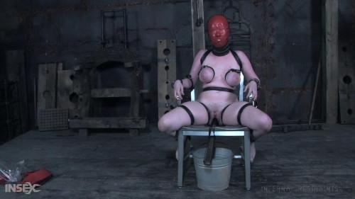 BDSM Infernal Restraints - Sybil Hawthorne - Broken Breath