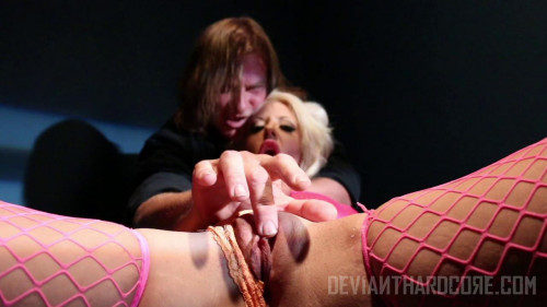 BDSM Doll House - Courtney Taylor and Evan Stone - HD 720p