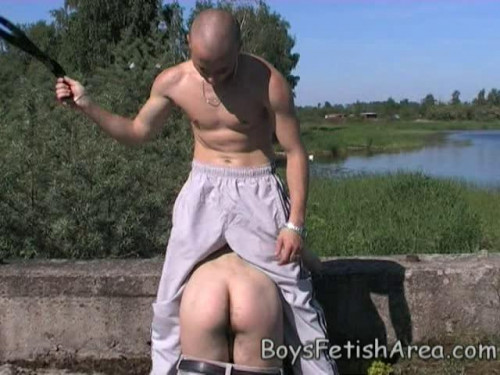 Gay BDSM Boys Fetish Area Part-032