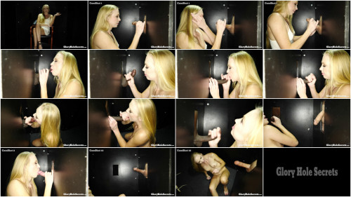 Oral Kara's First Gloryhole Video