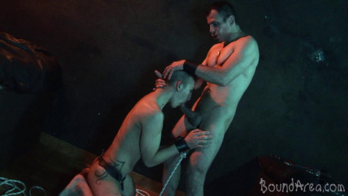 Gay BDSM Boy Fucked
