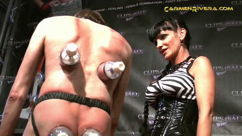 Femdom and Strapon Pussy Cats - Scene 3 - Full HD 1080p
