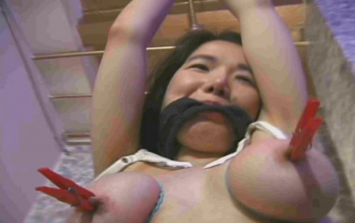 bdsm Bound Asian Beauty Sexy Melody